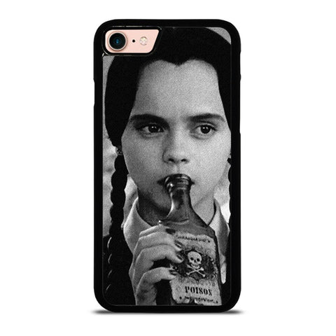 WEDNESDAY ADDAMS Cover iPhone 8