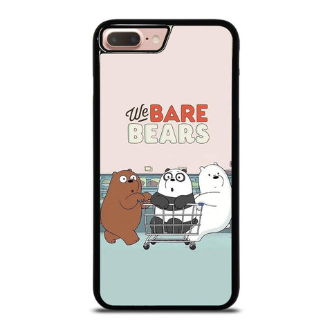 WE BARE BEARS 4 Cover iPhone 8 Plus,h&m cover iphone 8 plus cover iphone 8 plus pelo,WE BARE BEARS 4 Cover iPhone 8 Plus