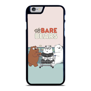 WE BARE BEARS 4 Cover iPhone 6 / 6S