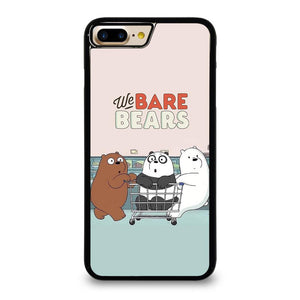 WE BARE BEARS 4 Cover iPhone7 Plus
