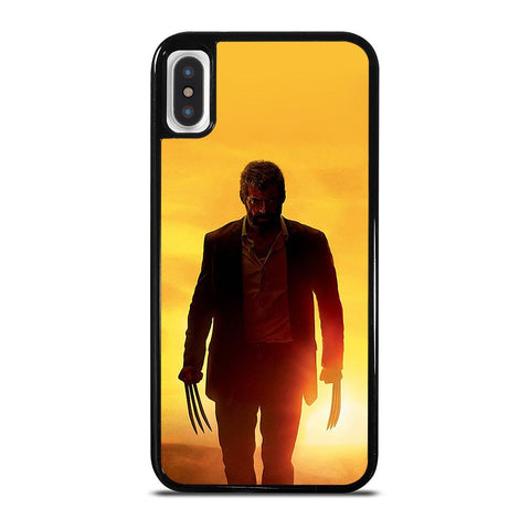WOLVERINE LOGAN 2 cover iPhone X / XS,cover iphone xs marcelo burlon humixx cover iphone xs,WOLVERINE LOGAN 2 cover iPhone X / XS