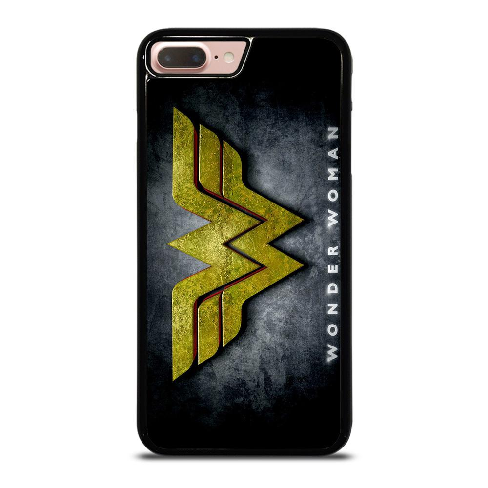 WONDER WOMAN LOGO NEW Cover iPhone 8 Plus,cover iphone 8 plus etsy cover iphone 8 plus dimensioni,WONDER WOMAN LOGO NEW Cover iPhone 8 Plus
