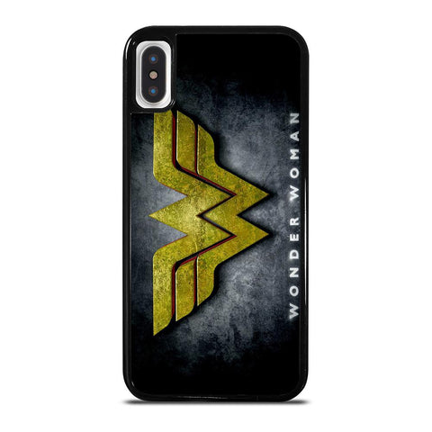 WONDER WOMAN LOGO NEW cover iPhone X / XS,migliore cover iphone xs cover iphone xs oro,WONDER WOMAN LOGO NEW cover iPhone X / XS