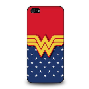 WONDER WOMAN LOGO Cover iPhone 5 / 5S / SE