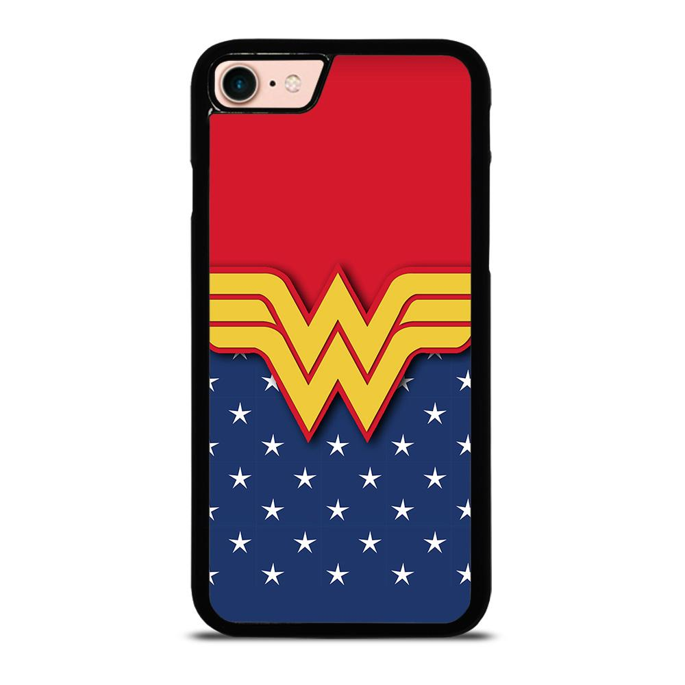 WONDER WOMAN LOGO Cover iPhone 8