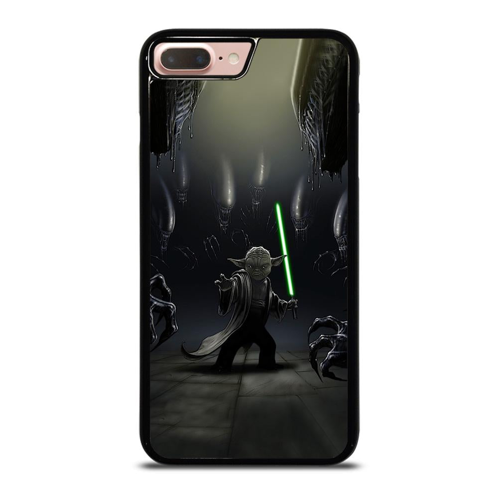 YODA VS ALIENS Cover iPhone 8 Plus,cover iphone 8 plus natale cover iphone 8 plus harley davidson,YODA VS ALIENS Cover iPhone 8 Plus
