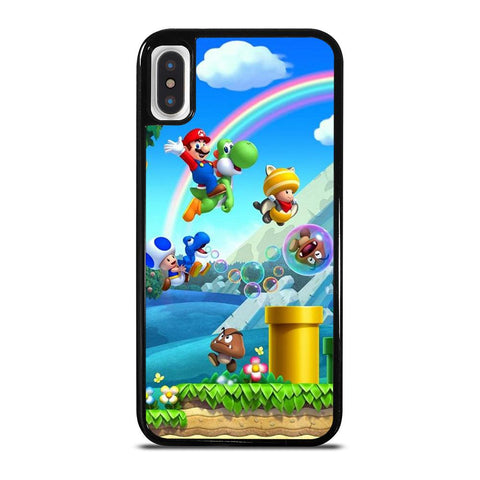YOSHI MARIO cover iPhone X / XS,cover iphone xs personalizzate cover iphone xs max amazon,YOSHI MARIO cover iPhone X / XS