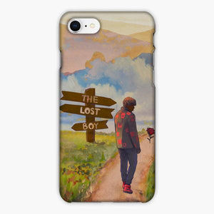 Custodia Cover iphone 6 7 8 plus Ybn Cordae The Lost Boy Watercolor
