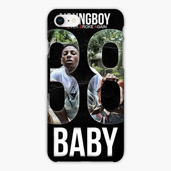 Custodia Cover iphone 6 7 8 plus Youngboy Never Broke Again 38 Baby