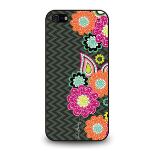 ZIGGY ZINNIA VERA BRADLEY Cover iPhone 5 / 5S / SE