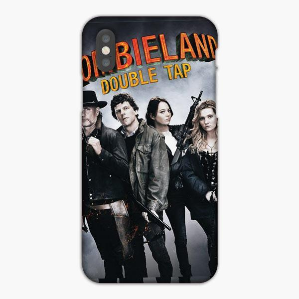 Custodia Cover iphone 6 7 8 plus Zombieland Double Tap