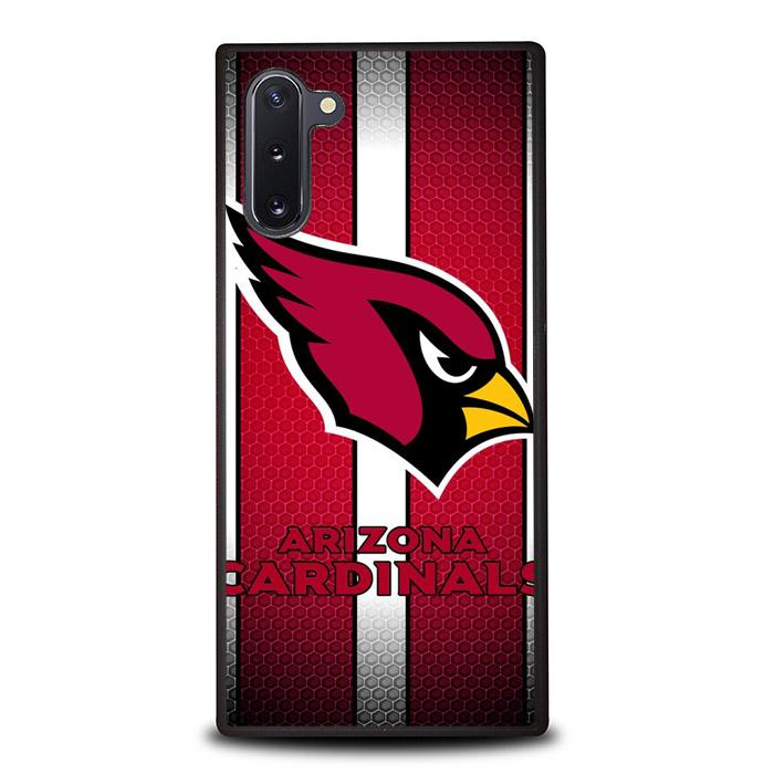 coque custodia cover fundas hoesjes j3 J5 J6 s20 s10 s9 s8 s7 s6 s5 plus edge B10133 Arizona Cardinals FF0162 Samsung Galaxy Note 10 Case