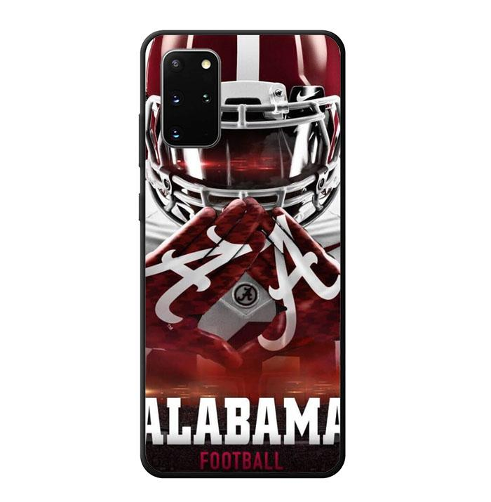 coque custodia cover fundas hoesjes j3 J5 J6 s20 s10 s9 s8 s7 s6 s5 plus edge B9251 Alabama FF0107 Samsung Galaxy S20 Plus Case