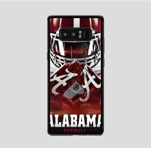 coque custodia cover fundas hoesjes j3 J5 J6 s20 s10 s9 s8 s7 s6 s5 plus edge B9246 Alabama FF0107 Samsung Galaxy Note 8 Case
