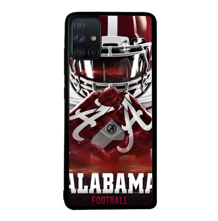 coque custodia cover fundas hoesjes j3 J5 J6 s20 s10 s9 s8 s7 s6 s5 plus edge B9241 Alabama FF0107 Samsung Galaxy A51 Case