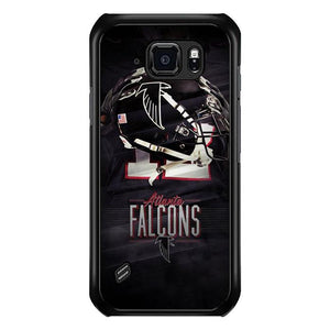 coque custodia cover fundas hoesjes j3 J5 J6 s20 s10 s9 s8 s7 s6 s5 plus edge B10368 Atlanta Falcons FF0239 Samsung Galaxy S6 Active Case