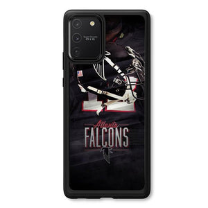 coque custodia cover fundas hoesjes j3 J5 J6 s20 s10 s9 s8 s7 s6 s5 plus edge B10384 Atlanta Falcons FF0239 Samsung Galaxy S10 Lite 2020 Case