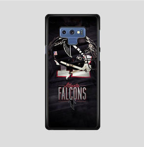 coque custodia cover fundas hoesjes j3 J5 J6 s20 s10 s9 s8 s7 s6 s5 plus edge B10382 Atlanta Falcons FF0239 Samsung Galaxy Note 9 Case