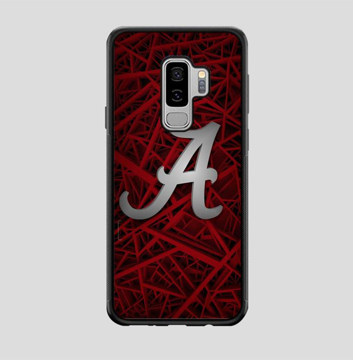 coque custodia cover fundas hoesjes j3 J5 J6 s20 s10 s9 s8 s7 s6 s5 plus edge B9275 Alabama football roll tide FF0599 Samsung Galaxy S9 Plus Case