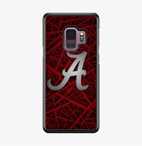coque custodia cover fundas hoesjes j3 J5 J6 s20 s10 s9 s8 s7 s6 s5 plus edge B9274 Alabama football roll tide FF0599 Samsung Galaxy S9 Case