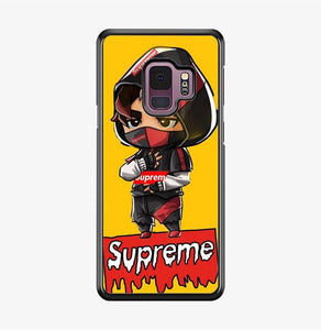 coque custodia cover fundas hoesjes j3 J5 J6 s20 s10 s9 s8 s7 s6 s5 plus edge B9753 Anime Chibi FF0711 Samsung Galaxy S9 Case