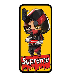 coque custodia cover fundas hoesjes j3 J5 J6 s20 s10 s9 s8 s7 s6 s5 plus edge B9748 Anime Chibi FF0711 Samsung Galaxy A11 Case