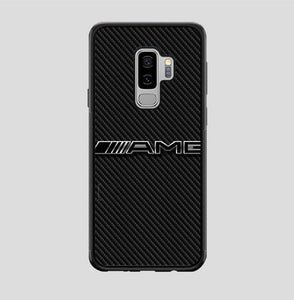 coque custodia cover fundas hoesjes j3 J5 J6 s20 s10 s9 s8 s7 s6 s5 plus edge B9612 AMG logo FF0732 Samsung Galaxy S9 Plus Case