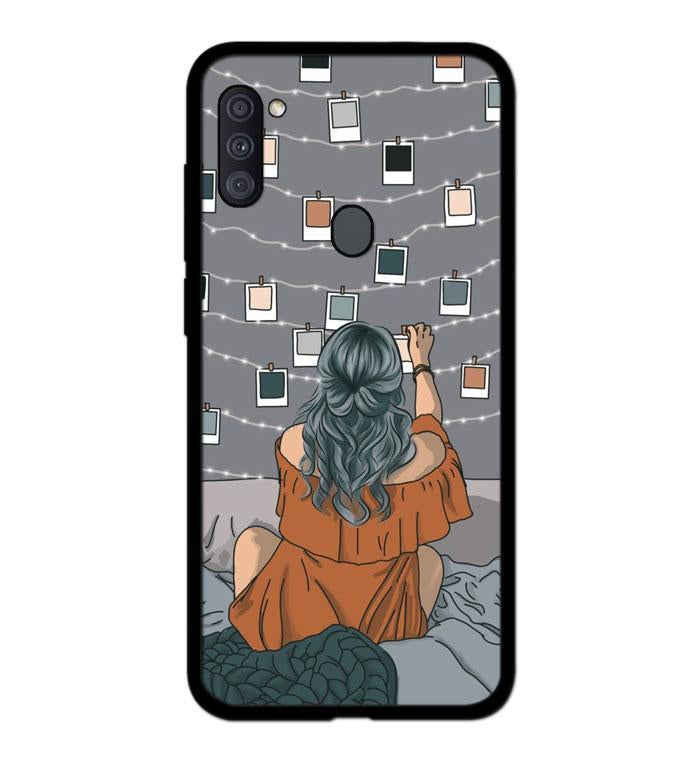 coque custodia cover fundas hoesjes j3 J5 J6 s20 s10 s9 s8 s7 s6 s5 plus edge B9786 Anime Polaroid FF5143 Samsung Galaxy A11 Case