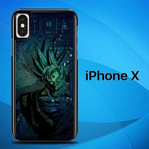 Dragon Ball O7112 custodia iPhone X, XS