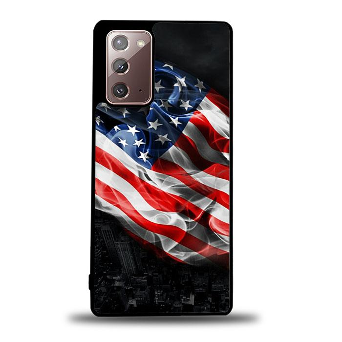 coque custodia cover fundas hoesjes j3 J5 J6 s20 s10 s9 s8 s7 s6 s5 plus edge B9546 American B0338 Samsung Galaxy Note 20 Case