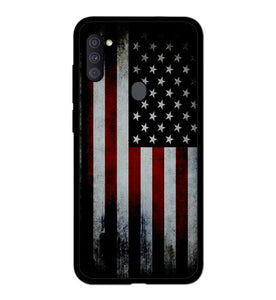coque custodia cover fundas hoesjes j3 J5 J6 s20 s10 s9 s8 s7 s6 s5 plus edge B9557 American Flag B0341 Samsung Galaxy A11 Case