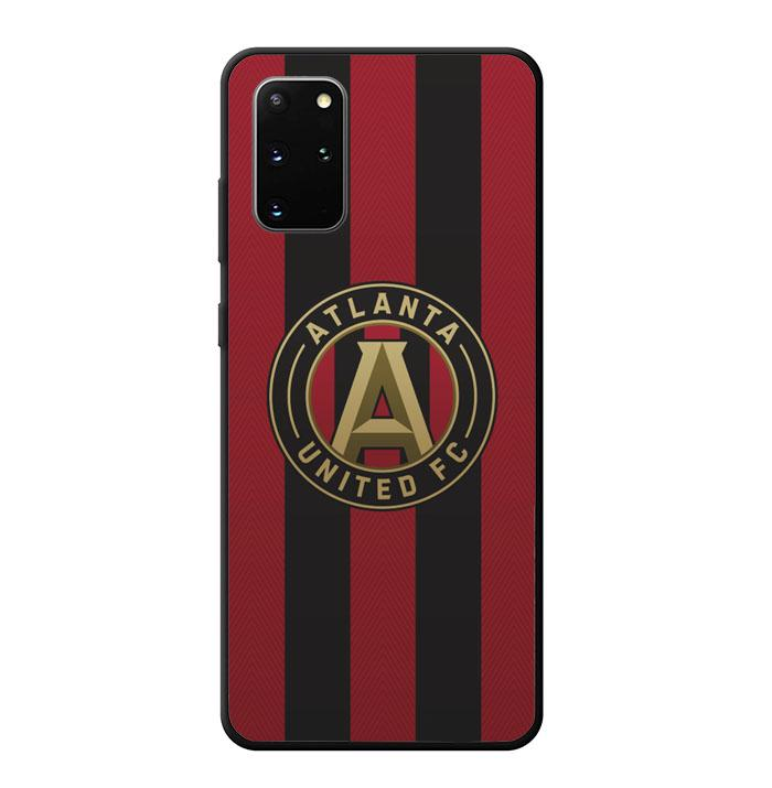coque custodia cover fundas hoesjes j3 J5 J6 s20 s10 s9 s8 s7 s6 s5 plus edge B10426 ATLANTA UNITED FC B0057 Samsung Galaxy S20 Plus Case