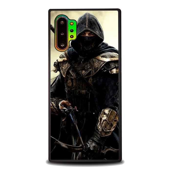 coque custodia cover fundas hoesjes j3 J5 J6 s20 s10 s9 s8 s7 s6 s5 plus edge B10074 Archers The Elder Scrolls Online B0082 Samsung Galaxy Note 10 Plus Case