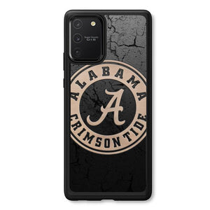 coque custodia cover fundas hoesjes j3 J5 J6 s20 s10 s9 s8 s7 s6 s5 plus edge B9288 ALABAMA LOGO B0242 Samsung Galaxy S10 Lite 2020 Case