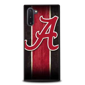 coque custodia cover fundas hoesjes j3 J5 J6 s20 s10 s9 s8 s7 s6 s5 plus edge B9292 ALABAMA RED LOGO B0243 Samsung Galaxy Note 10 Case