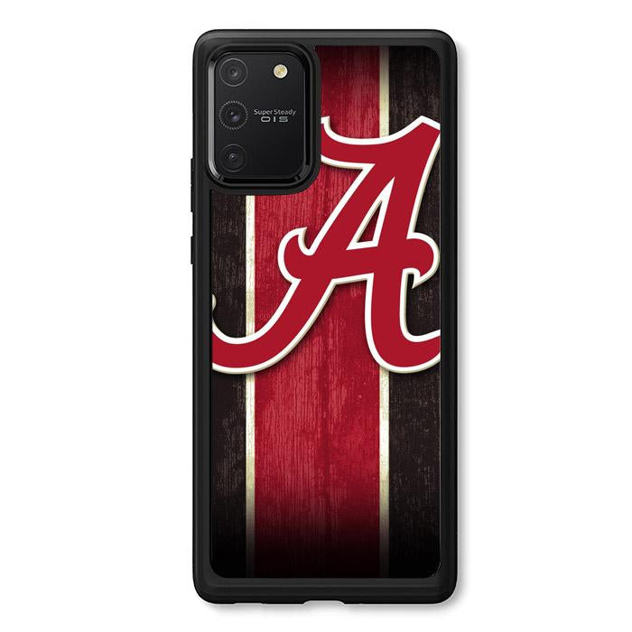 coque custodia cover fundas hoesjes j3 J5 J6 s20 s10 s9 s8 s7 s6 s5 plus edge B9303 ALABAMA RED LOGO B0243 Samsung Galaxy S10 Lite 2020 Case