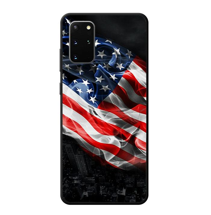 coque custodia cover fundas hoesjes j3 J5 J6 s20 s10 s9 s8 s7 s6 s5 plus edge B9549 American B0338 Samsung Galaxy S20 Plus Case