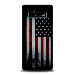 coque custodia cover fundas hoesjes j3 J5 J6 s20 s10 s9 s8 s7 s6 s5 plus edge B9552 American Flag B0341 Samsung Galaxy S10 Case