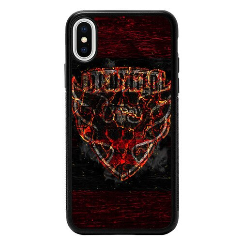 DC United B0428 custodia iPhone X, XS