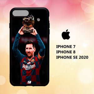 custodia cover iphone 5 6 7 8 plus x xs xr case J3348 wallpaper football 231bD6