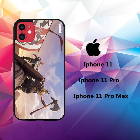cover custodia case iphone 11 G8632 fortnite wallpaper 32dL2