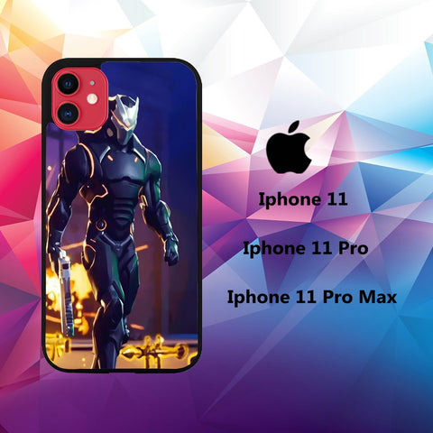 cover custodia case iphone 11 O2364 fortnite wallpaper 32mC0
