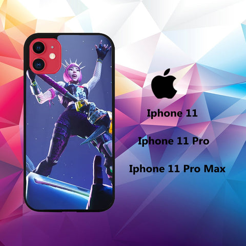 cover custodia case iphone 11 O9765 fortnite wallpaper 32iR3