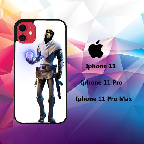 cover custodia case iphone 11 T9619 fortnite wallpaper 32pN6
