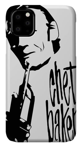 cover iphone 11 chet baker