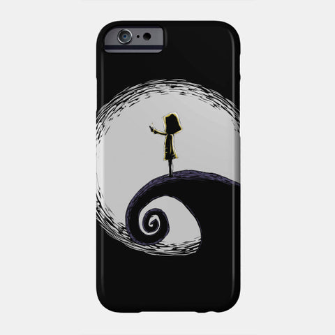 cover iphone 11 little nightmares