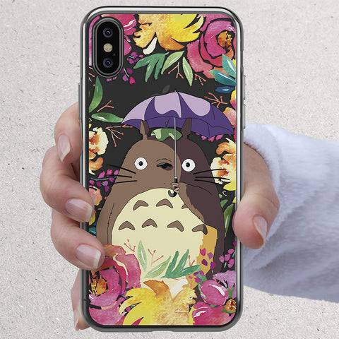 cover iphone 11 mon voisin totoro