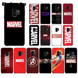 cover samsung galaxy s9 marvel