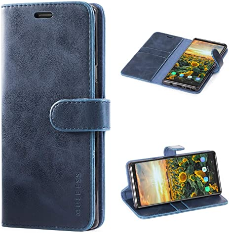 cover samsung note 9 pelle
