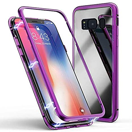 cover samsung s8 plus magnetica